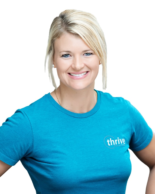 Katherine Stewart, DPT, Thrive Physical Therapy