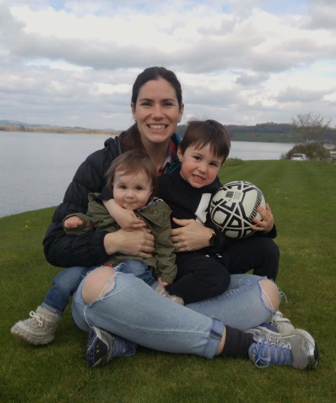 Kirstie Gordon-Loiello, Physiotherapie Beyond Kegels