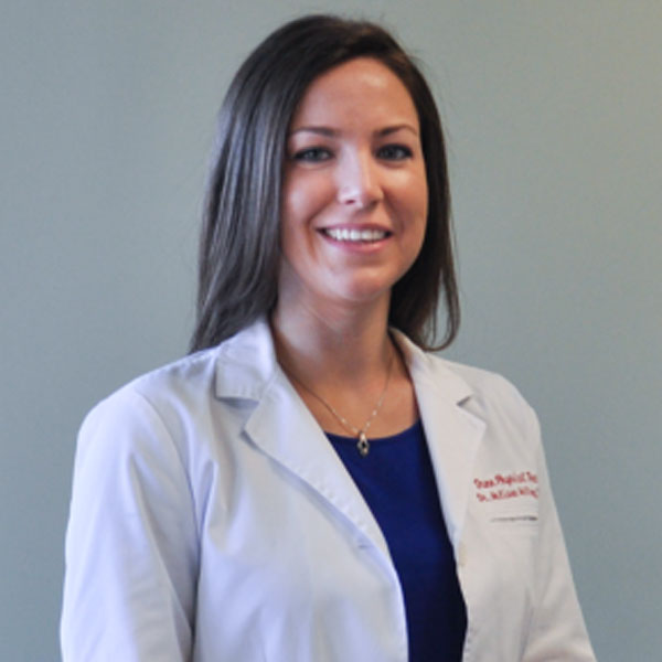 Dr. Melissa McElroy, Dunn Physical Therapy