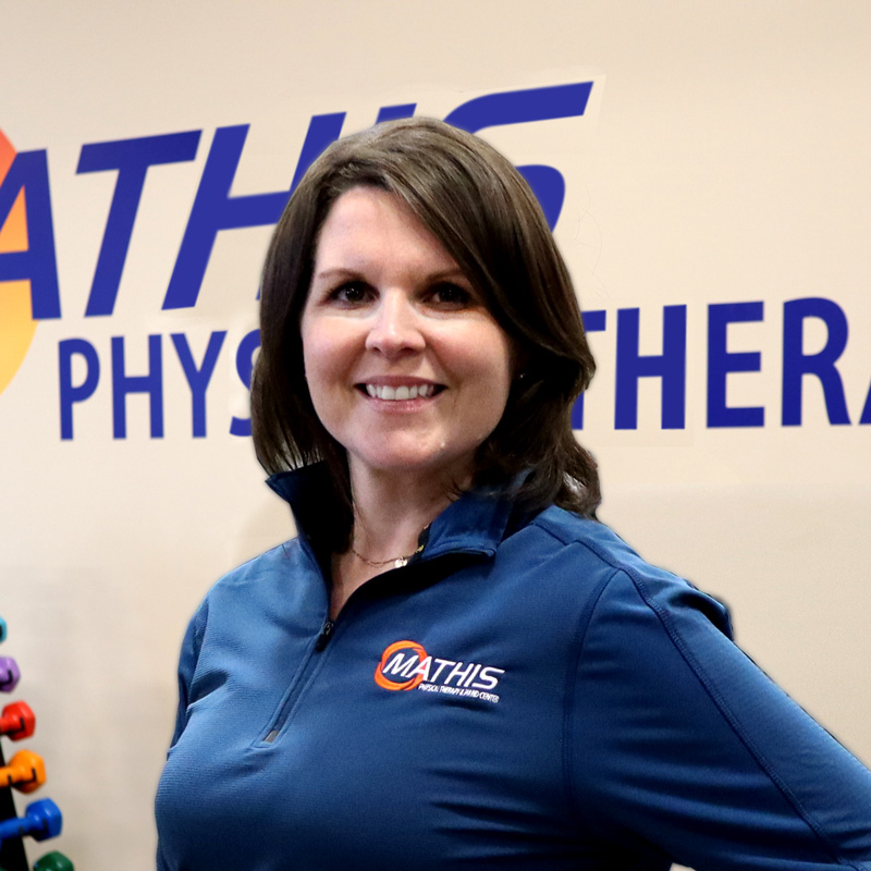 Lora Seacat, Mathis Physical Therapy