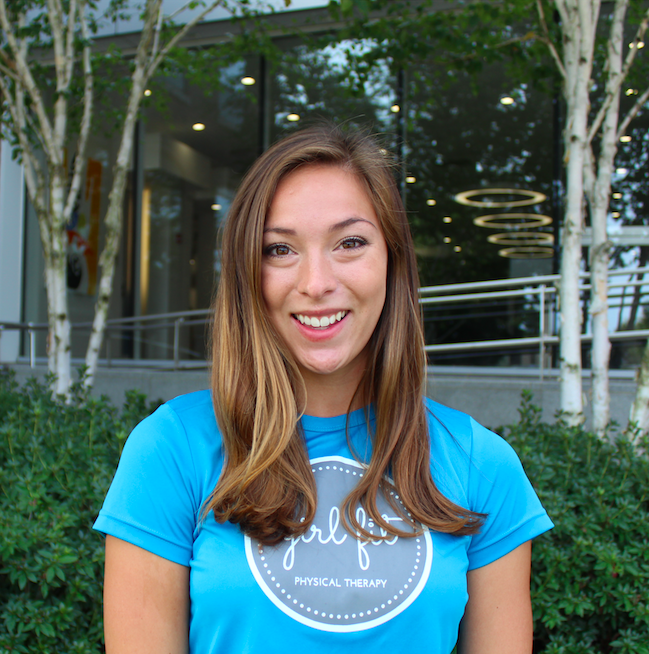 Jessica Danahy, PT, DPT, Girl Fit Physical Therapy