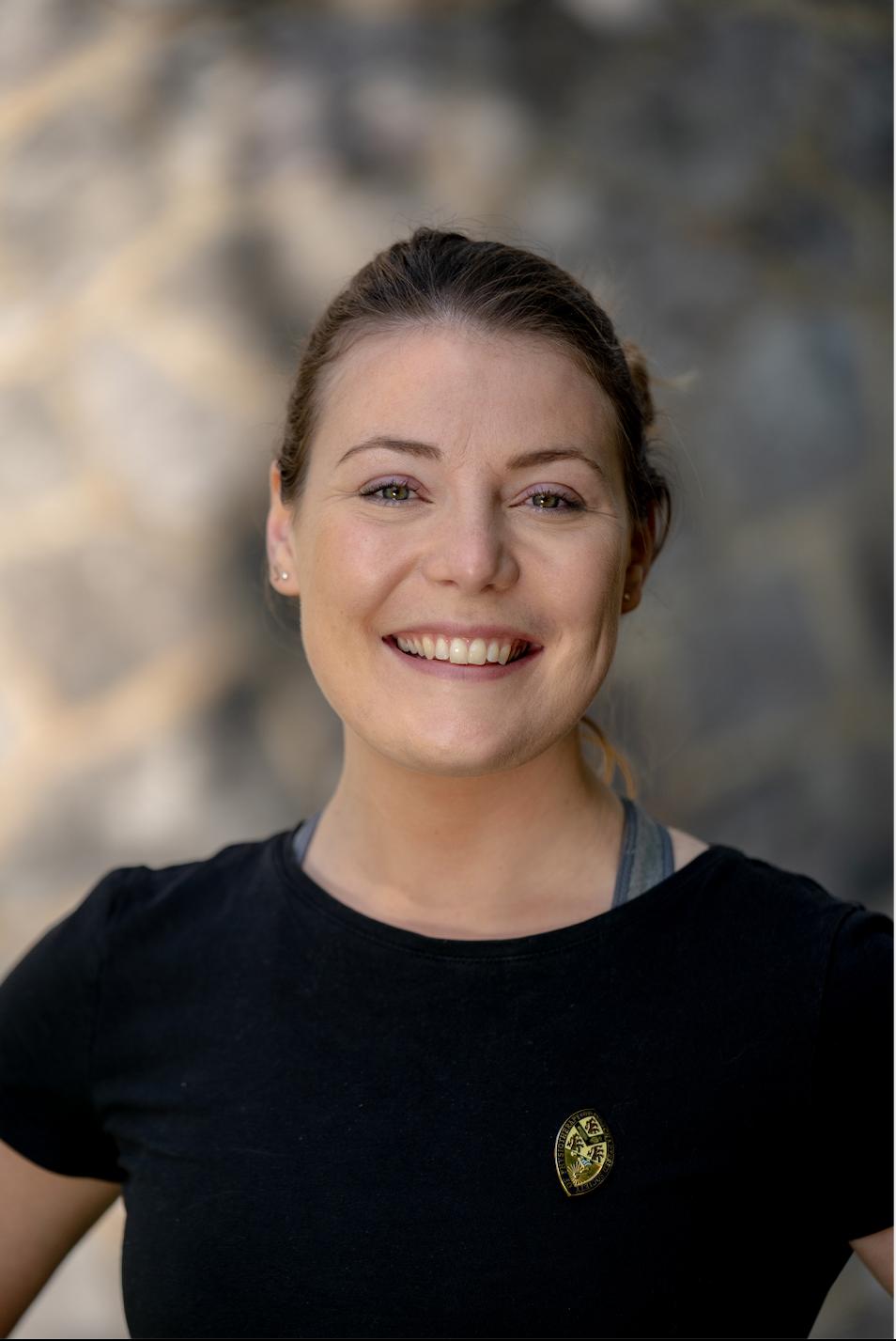 Liz Brown, Alma Physiotherapy