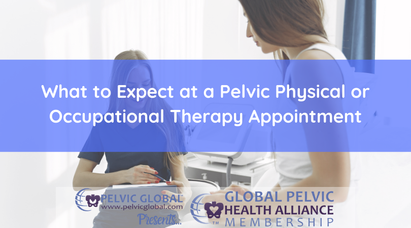What To Expect from Pelvic Therapy